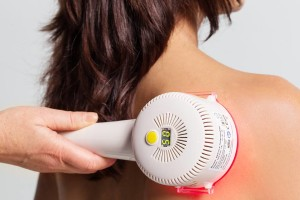 Repulse light therapy for tissue inflammation