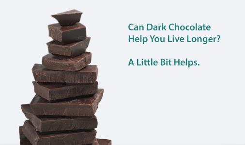 Dark Chocolate Contains Antioxidants