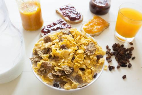 This breakfast does NOT help prevent diabetes in children