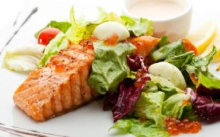Salmon is one of several healthy foods for your organs