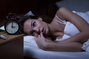 Insomnia can be a sign of an unhealthy gut