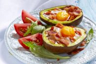 These Avocado Egg Boats Are Part Of A Keto Diet