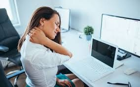 Musculoskeletal disorders in office workers