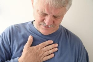 Heartburn GERD and chest pain