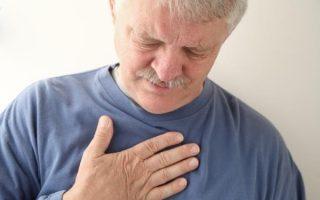 Heartburn GERD and chest pain