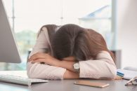 Fatigue can be a sign of adrenal burnout