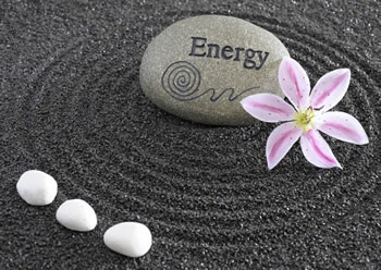 Healing touch energy in acupuncture therapy