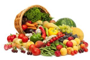 Fruits and Vegetables for Nutrition