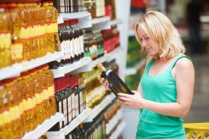 Avoid unhealthy hydrogenated vegetable oils