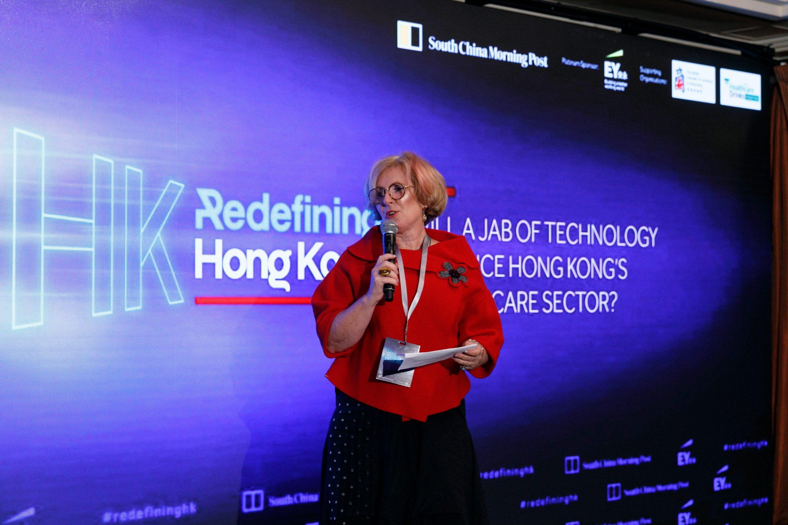 Hong Kong Doctor Susan Jamieson